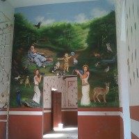 Decoración de Interiores (Mural)