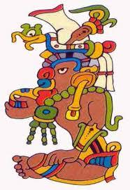 Los dioses Mayas