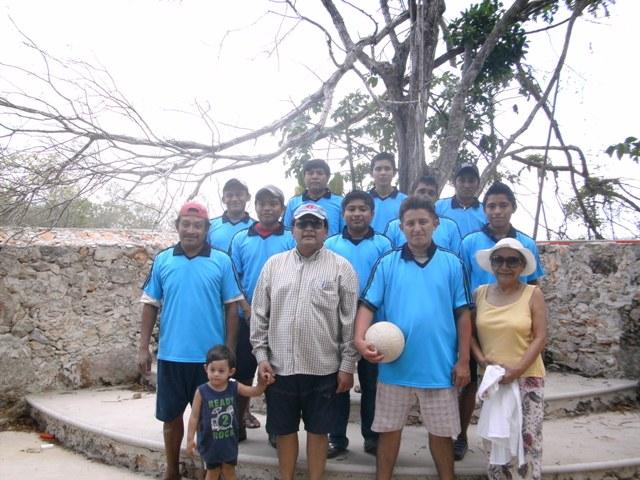 Apoyando a la Juventud y el Deporte de Acanceh