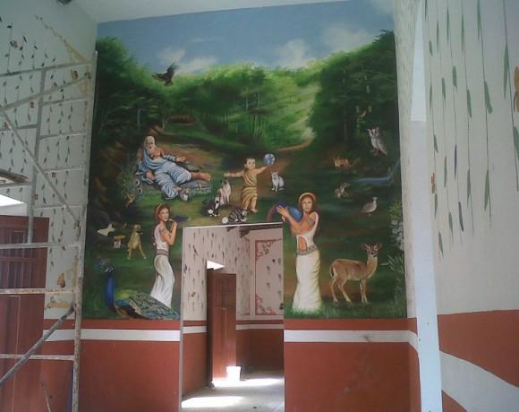 Decoración de Interiores (Mural)